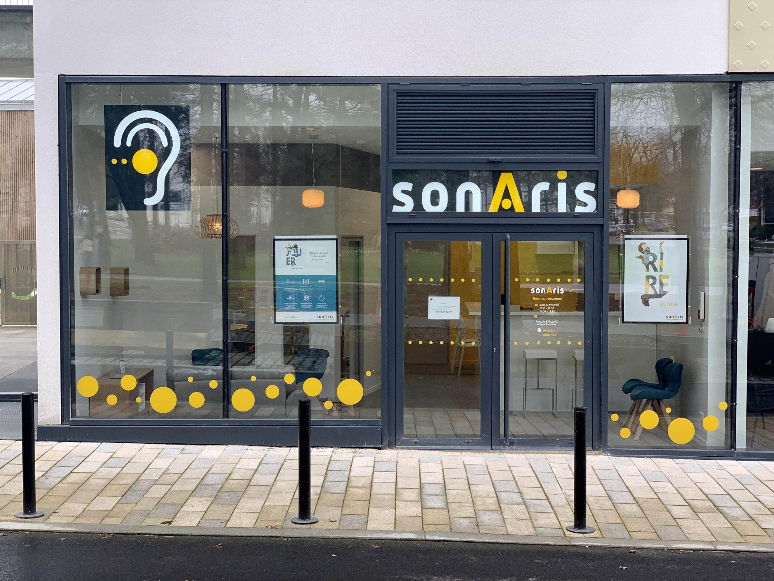SONARIS Nantes